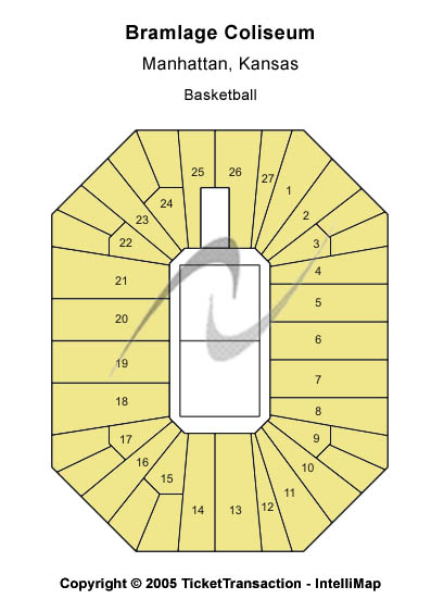 Bramlage Coliseum Seating Chart