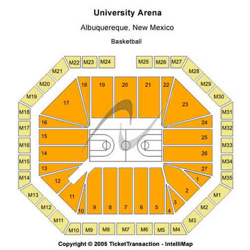 The Pit  seating chart - Click here to buy Albuquerque PBR - Ty Murray Invitational Tickets