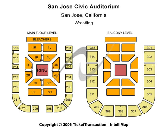 City National Civic Wrestling