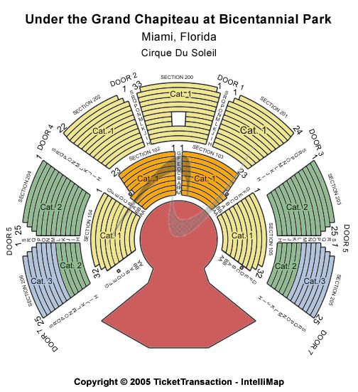 Under The Grand Chapiteau Seating Chart Whose Line Is It