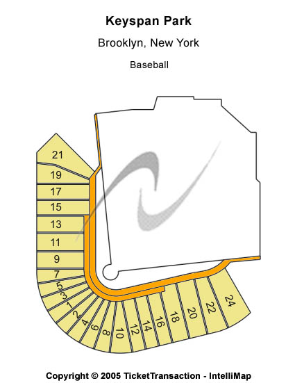 MCU Park Seating Chart