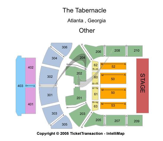 Tabernacle atlanta seating brokeasshome com
