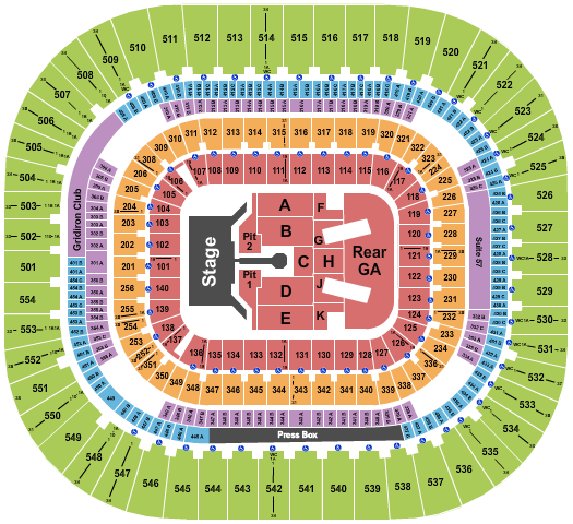 The Rolling Stones Tickets Cheap No Fees At Ticket Club