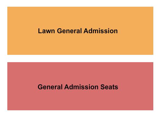 Evans Amphitheatre At Cain Park Seating Chart