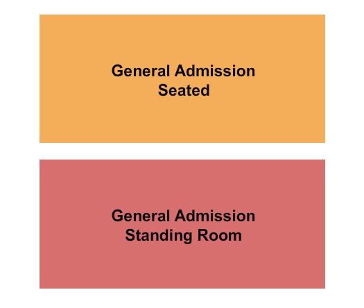 Evanston Space Seating Chart