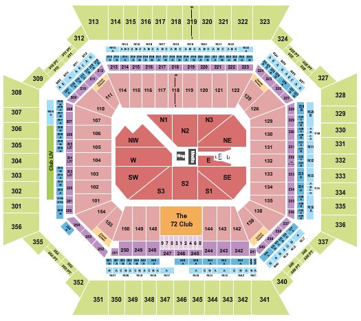 hard rock stadium tickets miami gardens, fl - hard rock