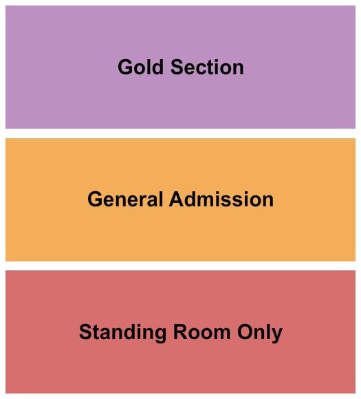 Harvester Performance Center Seating Chart