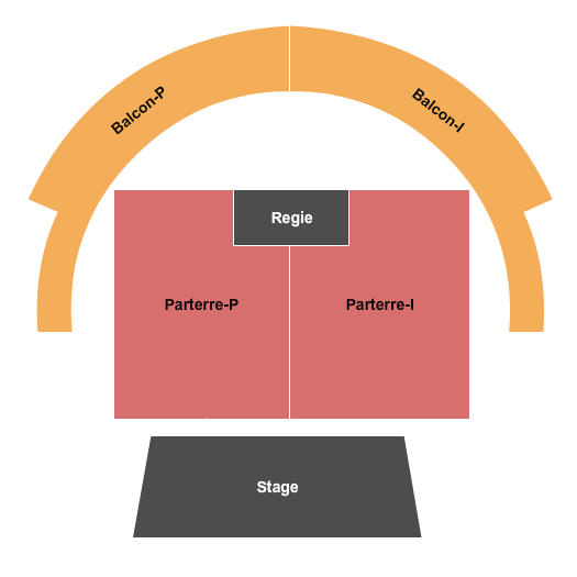 L'Astral Seating Chart