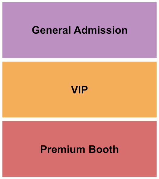 Levity Live Comedy Club at Palisades Center Seating Chart