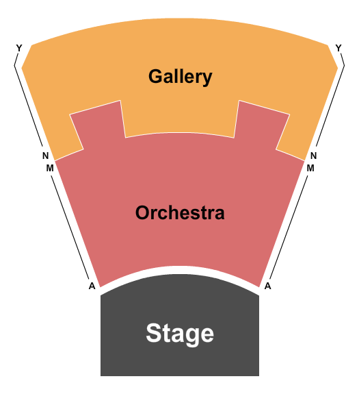 Madison Center for the Arts Seating Chart