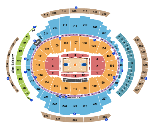 Madison Square Garden Tickets Tickets With No Fees At Ticket Club