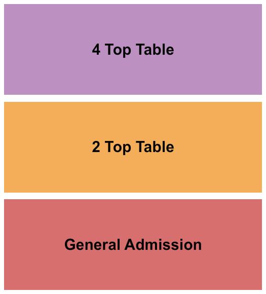 Moxi Theater Seating Chart