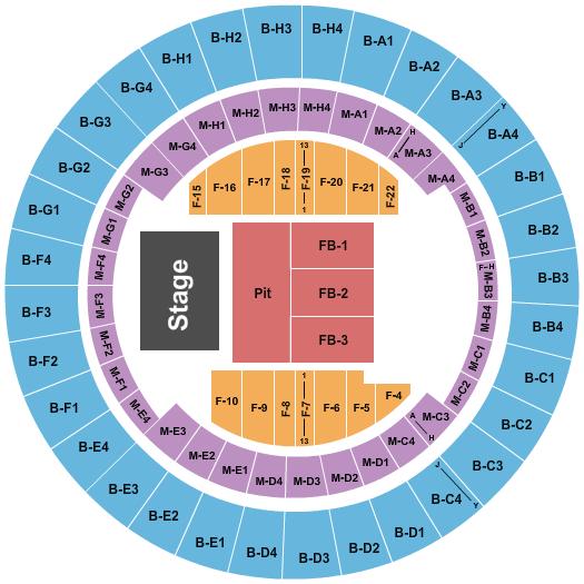 Nashville Municipal Auditorium Seating Chart