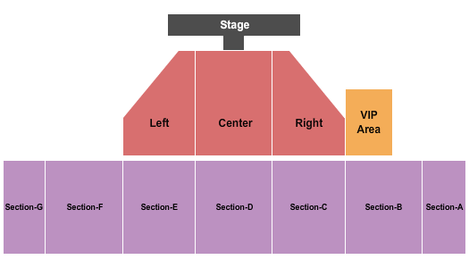 Northern Wisconsin State Fairgrounds Seating Chart