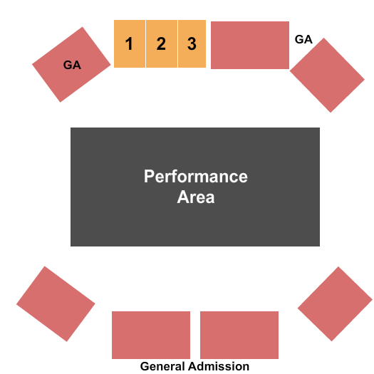 Payson Event Center Seating Chart