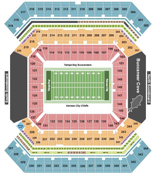 Ingressos Super Bowl 2020 Superingressos