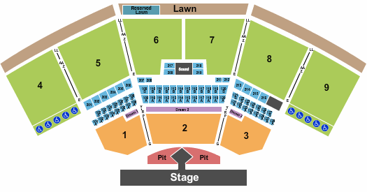 S T Bank Music Park Tickets With No Fees At Ticket Club