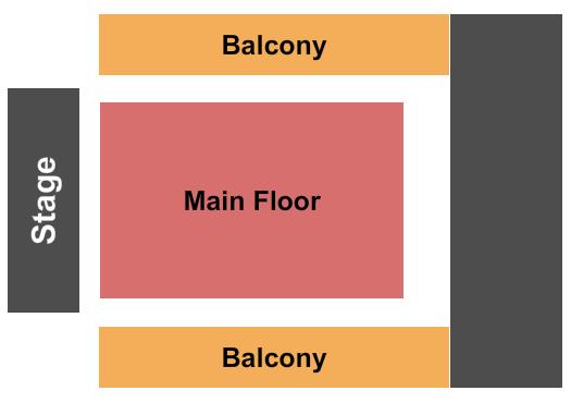 Saint Andrews Hall Seating Chart