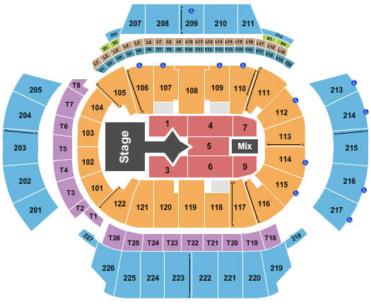 State Farm Arena Ga Tickets With No Fees At Ticket Club