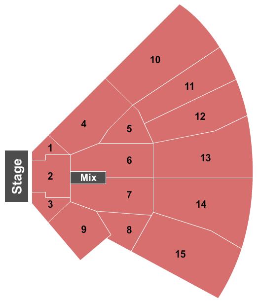 The Bonnaroo Farm Seating Chart