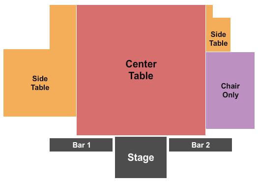 The Canyon Santa Clarita Seating Chart