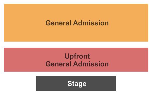 City National Grove of Anaheim Seating Chart