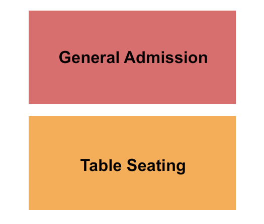 The Promontory Seating Chart