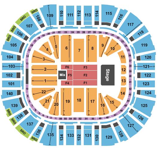 Vivint Smart Home Arena Seating Chart: Andrea Bocelli