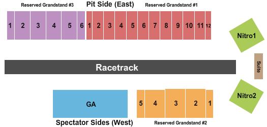 World Wide Technology Raceway at Gateway Seating Chart
